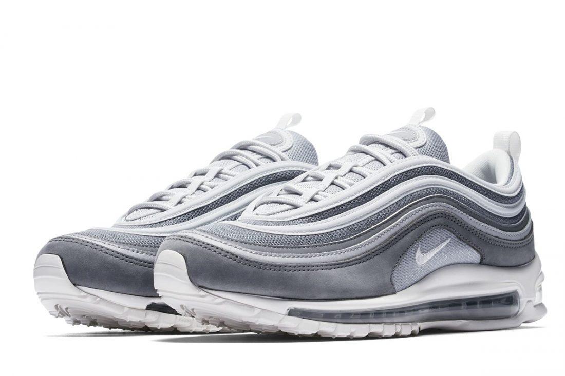 air max 97 gris blanc